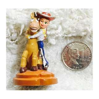 Toy Story - Jessie and Her Horse Figure