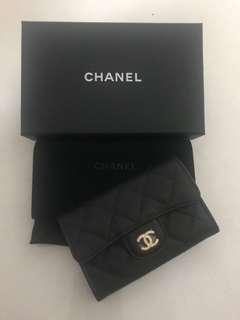 Chanel Card Holder全新