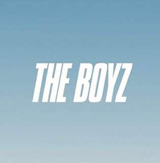 [PREORDER] THE BOYZ - The Start
