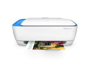 HP Deskjet Ink Advantage 3635 All-in-One Printer (Print-Scan-Copy)