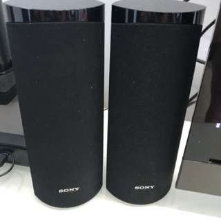 Sony Speaker System with BluRay Player