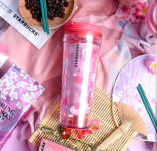 Starbucks Thumbler Sakura Japan