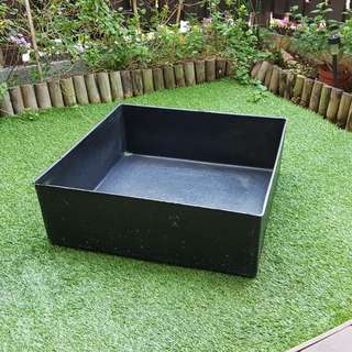 Fish pond water tank