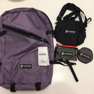 🚚 Hancor 紫色包包