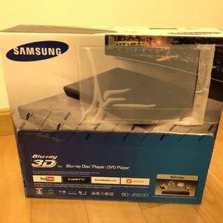 Samsung BD-J5500 Blu-ray 藍光影碟播放機