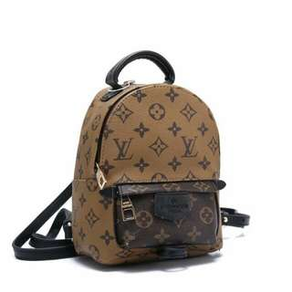 Louis Vuitton Mini Backpack Palm Spring