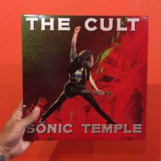 The Cult- Sonic Templ