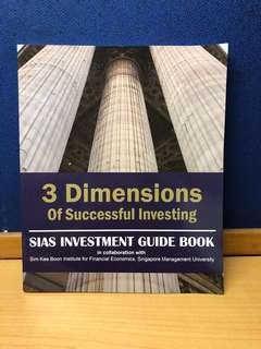 3d dimension of successful investing