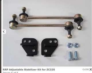 RRP zc32 stabilise really kit set new