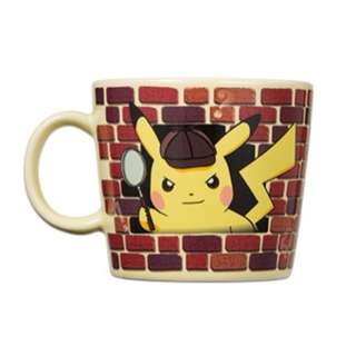 MUG [DETECTIVE PIKACHU] - POKEMON CENTER EXCLUSIVE