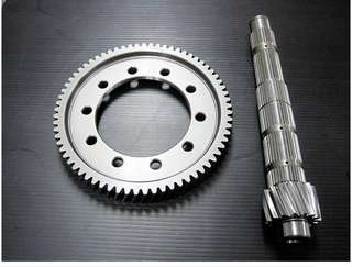Zc32 4.312 final gear set new