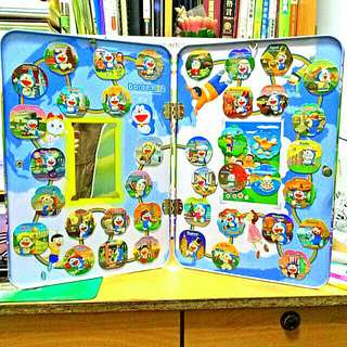 7-11哆啦A夢環遊世界磁鐵
