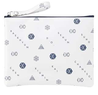 EXO Countdown Pop Up Store Pouch
