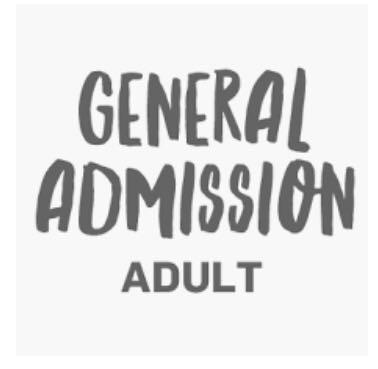 2 x Adult Wet n' Wild Tickets