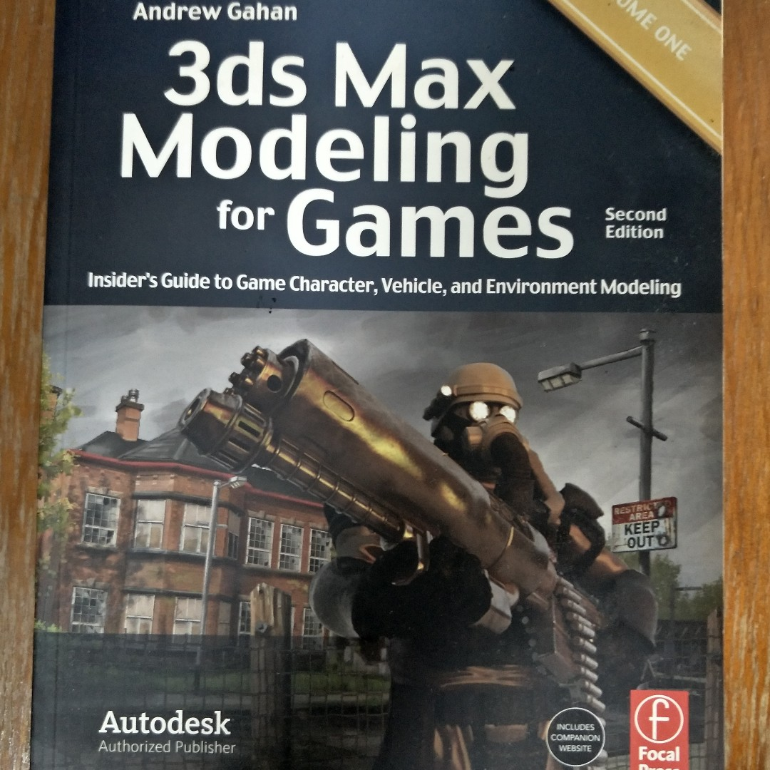 3DS MAX Modeling For Games