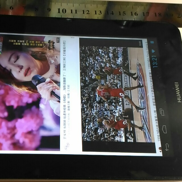 華為通話平板,通話平板,平板電腦,電腦,平板~華為通話平板(適用4G,可使用台灣之星4G卡,功能正常無瑕疵,七吋8G記憶體,型號為Mediapad7vogue)