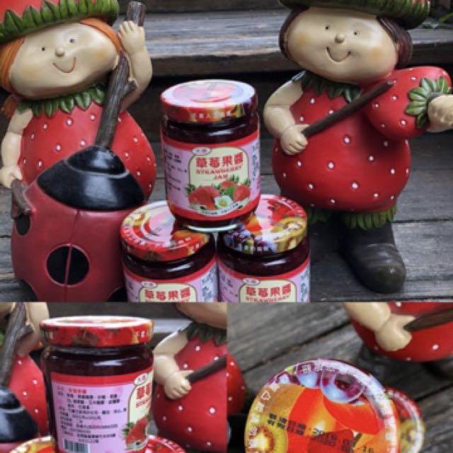 大湖草莓醬