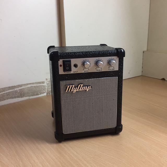 復古小音箱