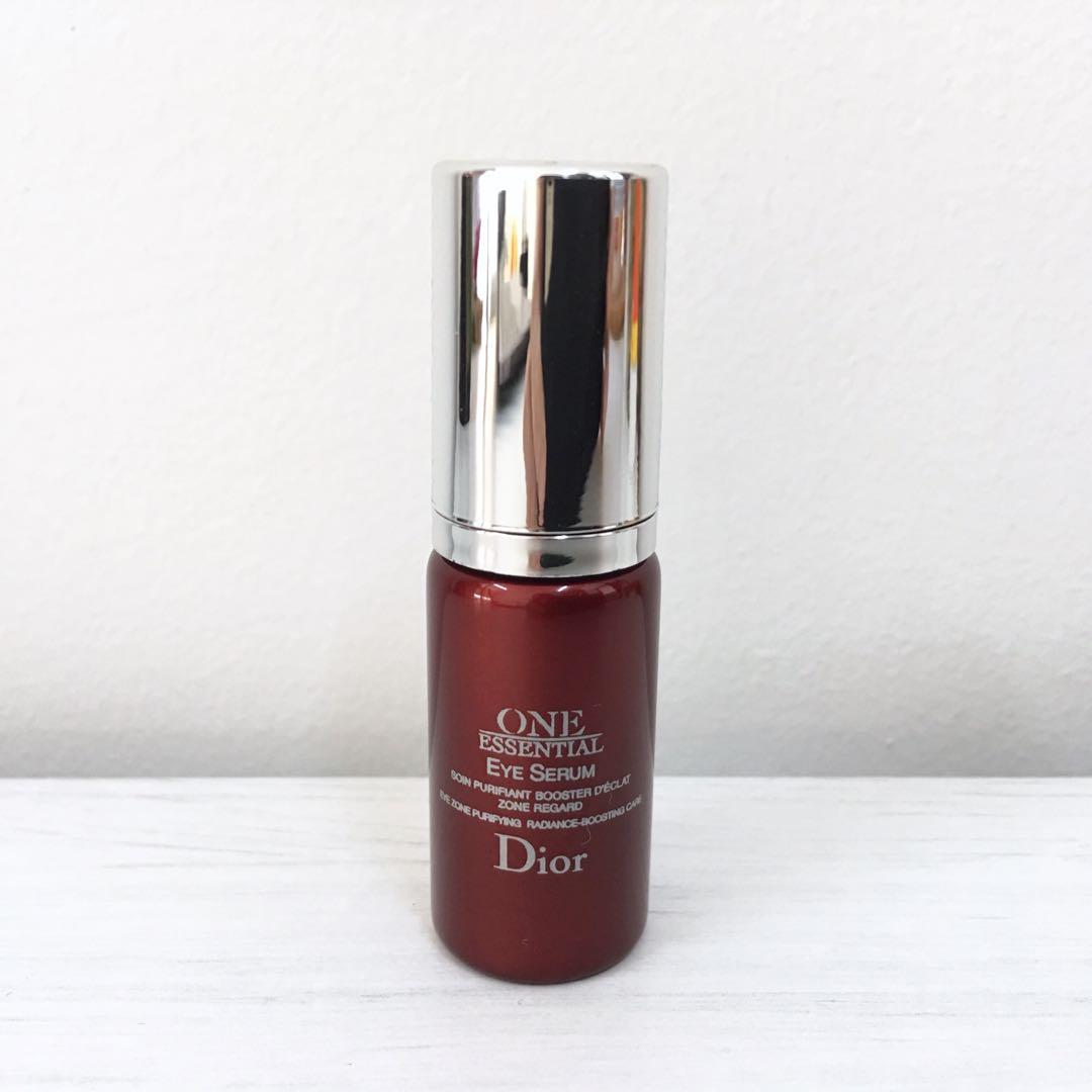 💯 Dior One Essential Eye Seum
