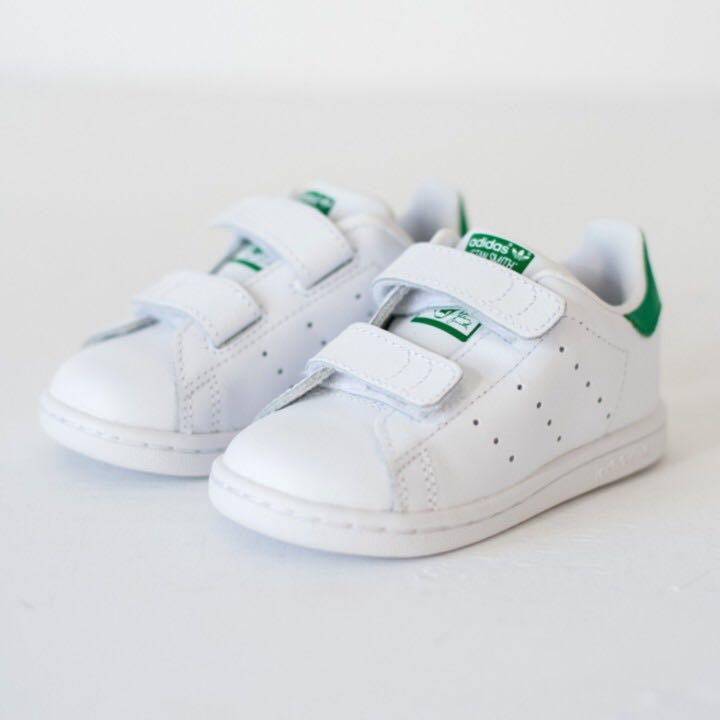 new product a2ca1 28c5d Adidas Stan Smith toddler shoes, Babies & Kids on Carousell