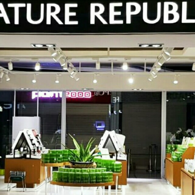 Aloe Vera Nature Republik Ori 1000%