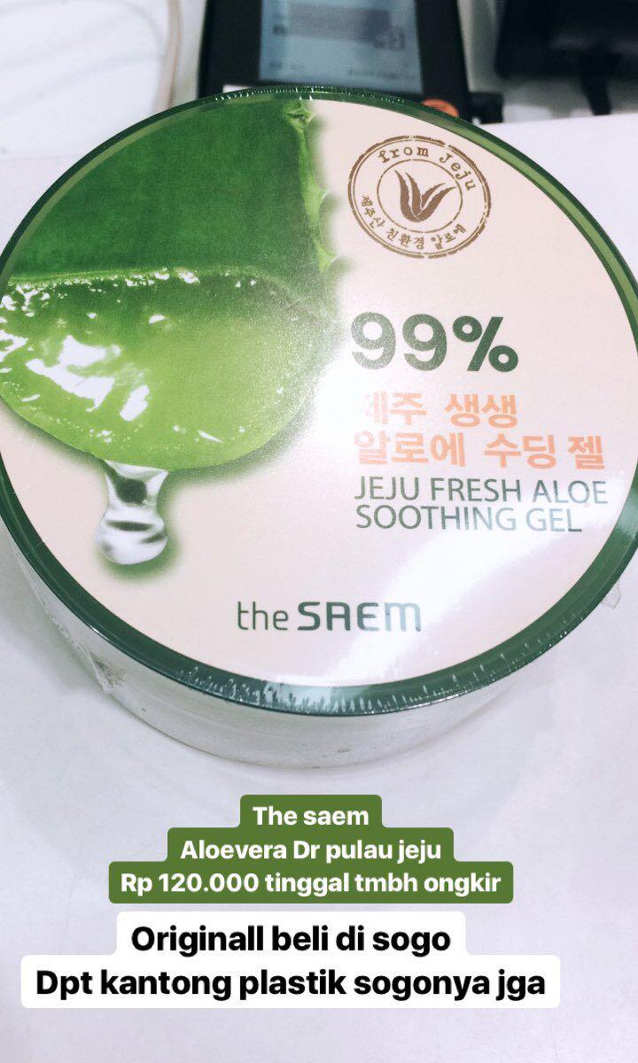 Aloevera the saem