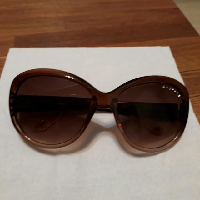 韓國Angel Eyes時尚抗UV400太陽眼鏡-歐美明星款