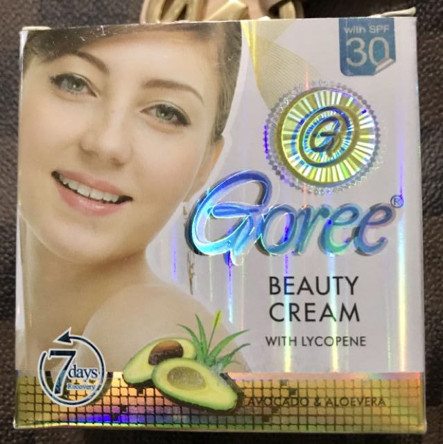 Authentic Goree Soap And Beauty Cream