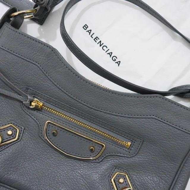 BALENCIAGA side bag **100% Authentic**