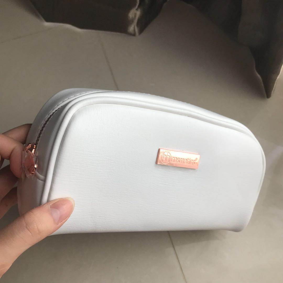 BH cosmetics makeup pouch or brush pouch