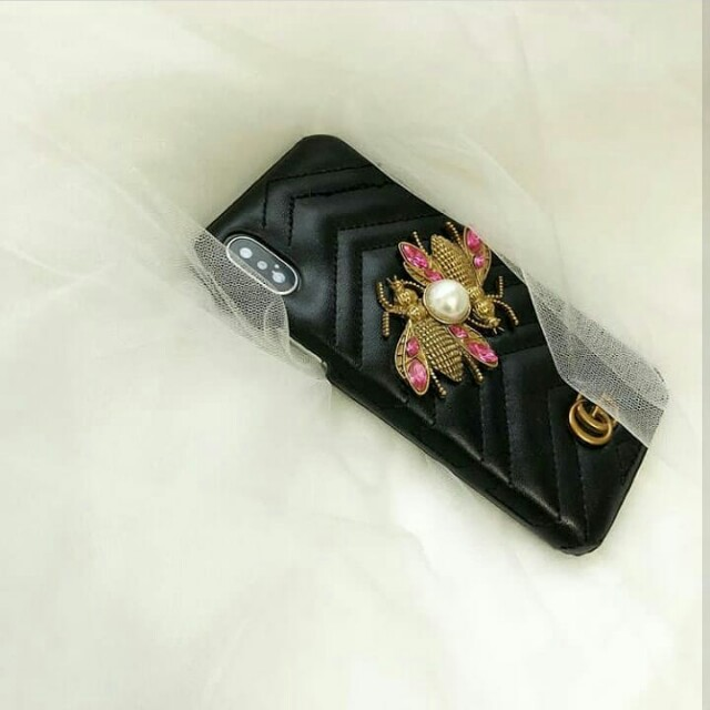 Black Insect Case