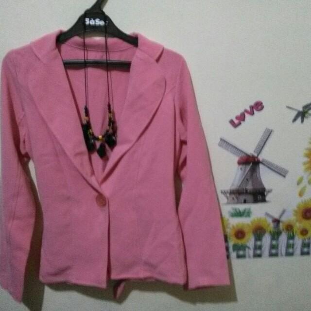 Blazerr pink