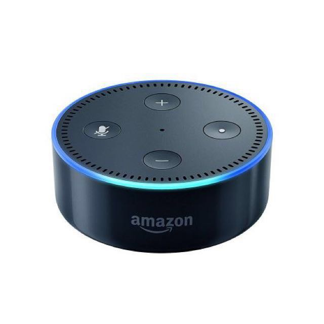 Brand New Unopened Amazon Echo Dot 2nd Generation
