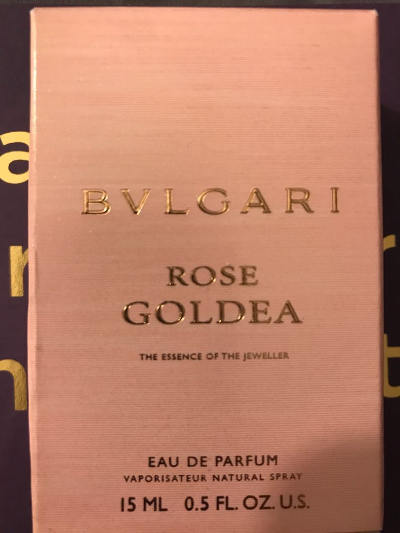 BVLGARI Rose Goldea 15ml brand new