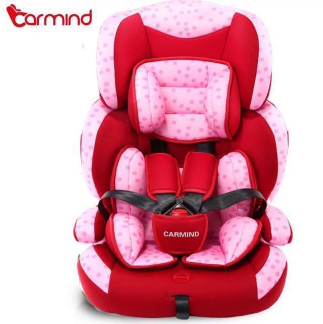Carmind German Highest Class Baby To Toddler Car Seat Child Safety Red Pink Babies Kids Strollers Bags Carriers On Carousell