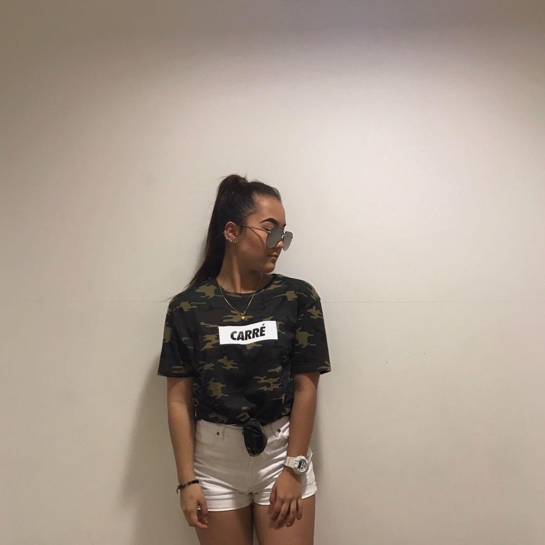 Carré t shirt