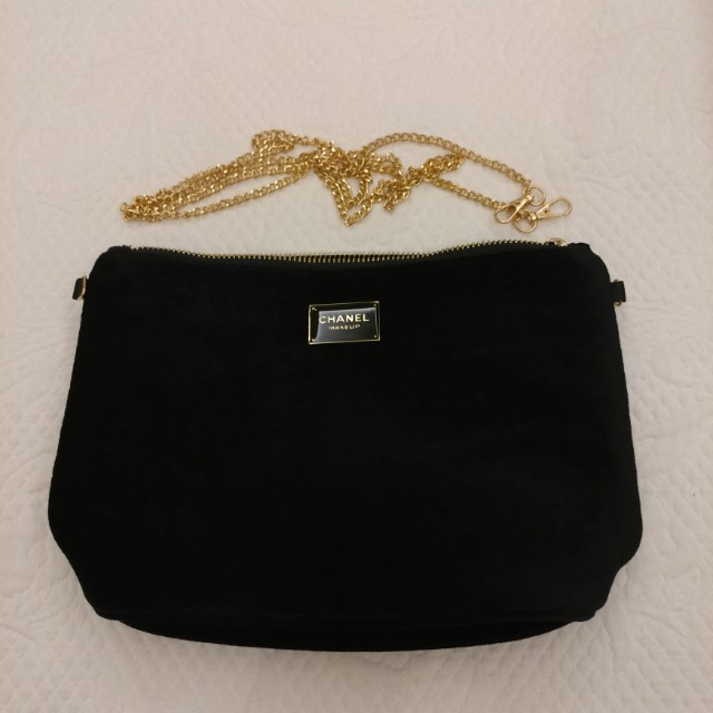 Chanel small pouch authentic