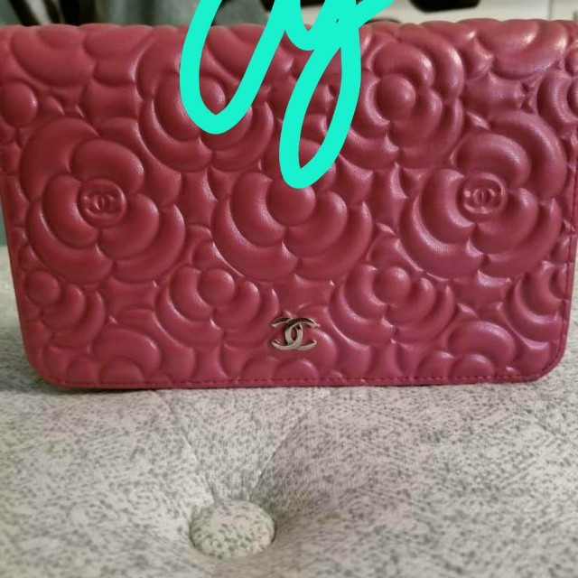Chanel Wallet On Chain Limited Edition
