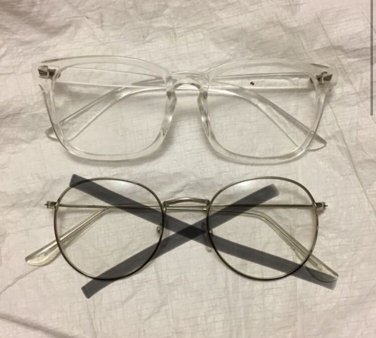 clear non prescription glasses