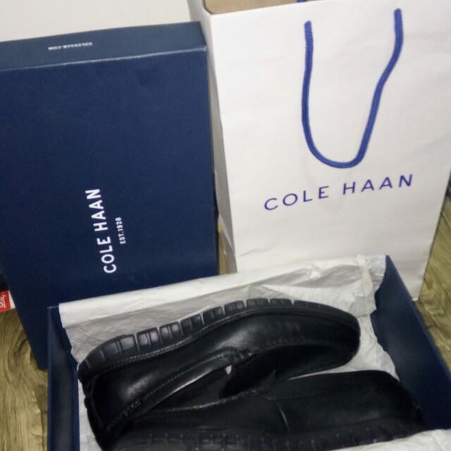 fecd2137c17 Cole Haan Zerogrand Venetian Loafer Black