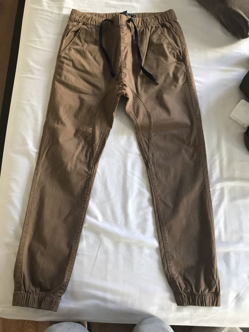 Cotton On Carrot Chino Jogger