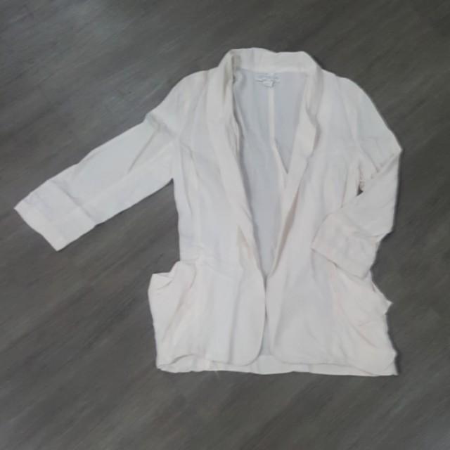Cotton On thin blazer (XS)