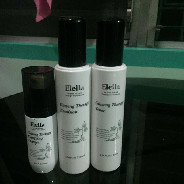 Elella Ginseng Therapy Set
