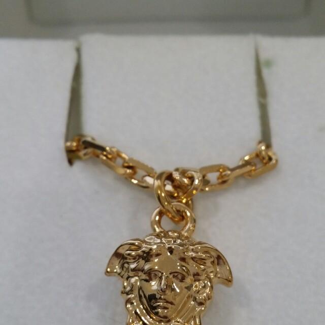 Genuine original versace necklacependantchain womens fashion photo photo mozeypictures Image collections