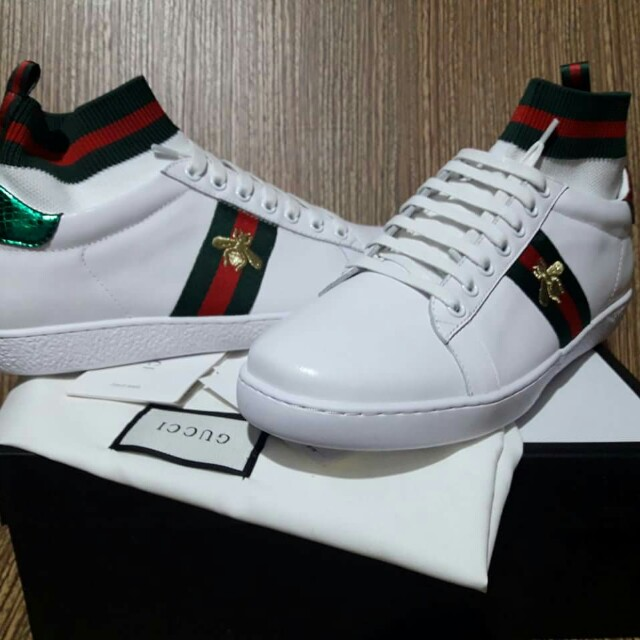 Gucci Sneakers Unauthorized Authentic de57e683a7