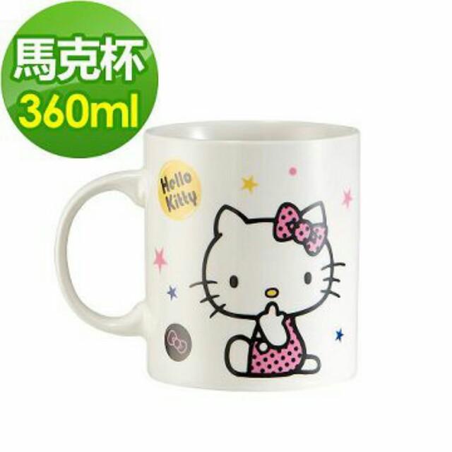 Hello Kitty 馬克杯