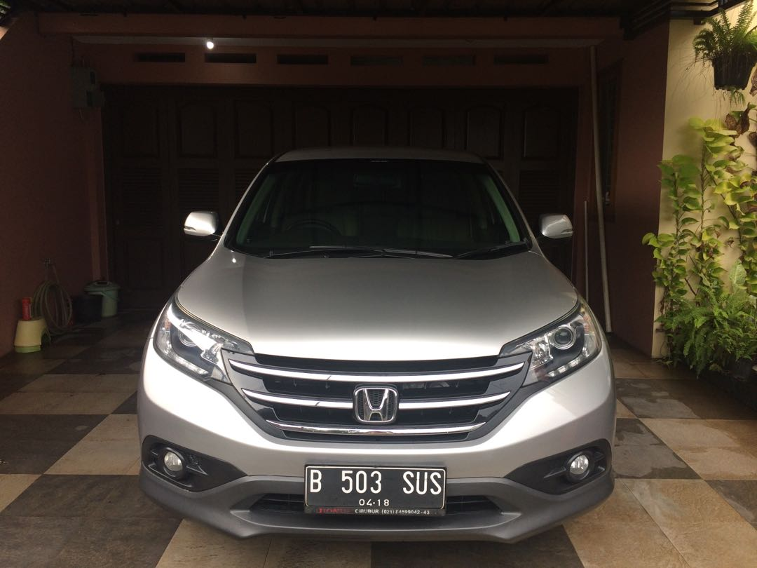 Honda all new crv 2.4 2013 A/T