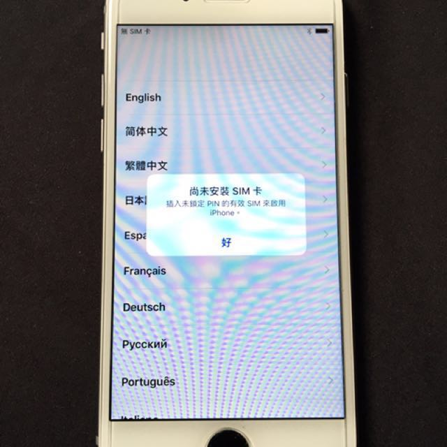 Iphone6 太空灰 64g 二手機 蘋果 apple