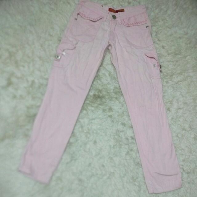 Jeans pink sz 27 .. Keren banget
