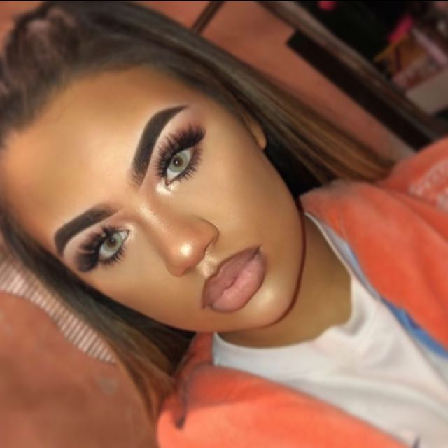 Huda Beauty Faux Filter Foundation Frost Contacts The Most Opaque Ever!